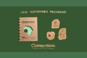 Duurzame en nieuwe look voor Correctbook