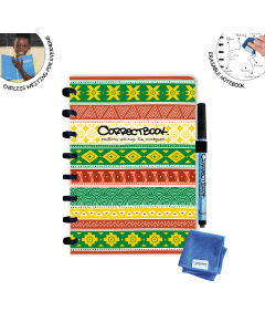 Correctbook Goes Africa special edition A5