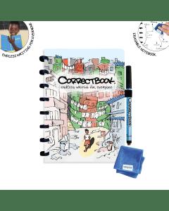 "Correctbook Special edition A5 ""Into the Slums"""