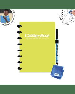 Correctbook Original A5 Lime Green