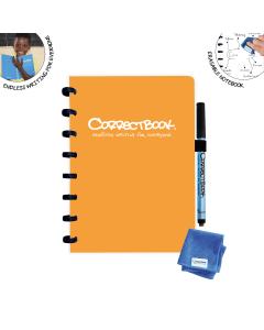 Correctbook Original A5 Peachy Orange