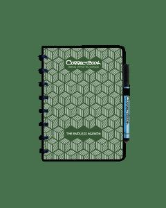 Correctbook Agenda A5 Forest Green