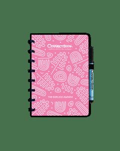 Correctbook Agenda A5 Blossom Pink
