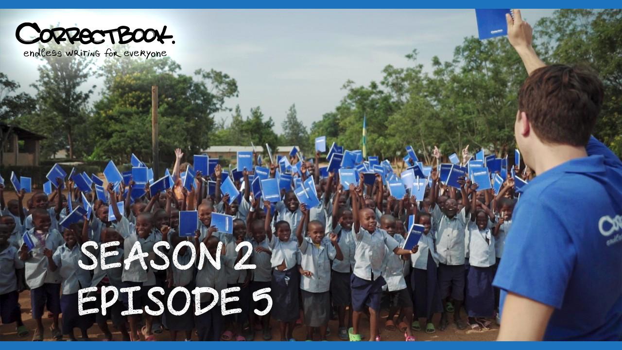 Correctbook als erkend schoolmateriaal in Rwanda?