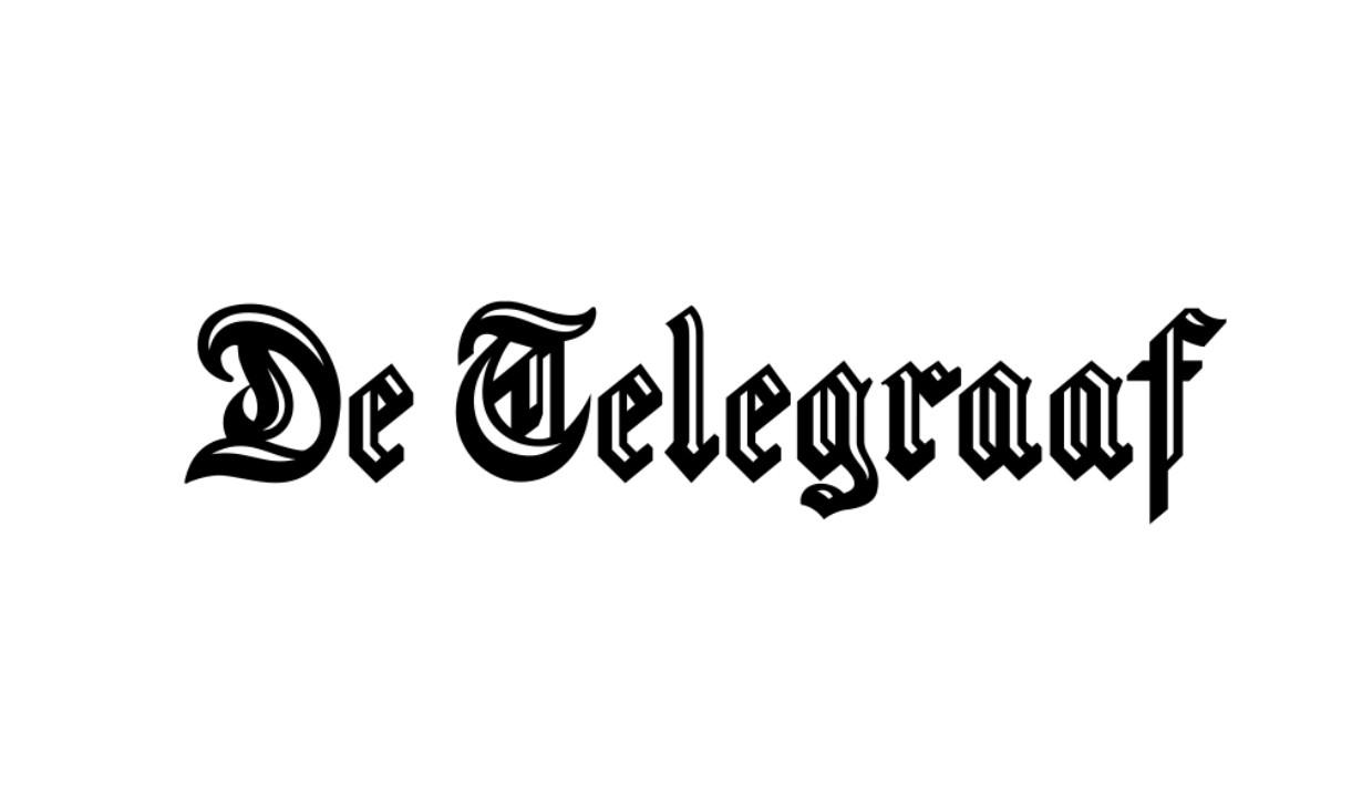 """Telegraaf - """"Herbruikbare schrijfwaren voor Afrika"""""""