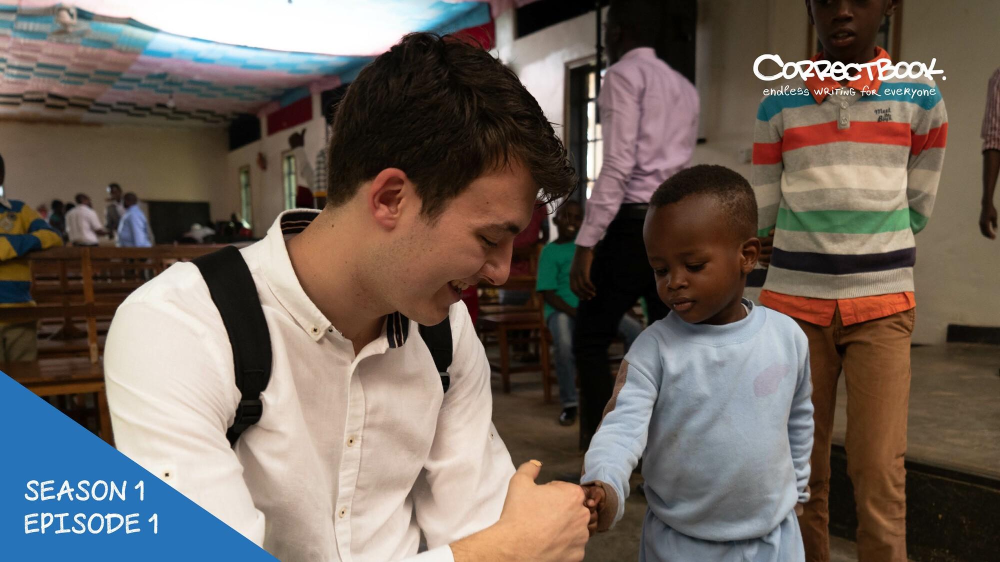 Lancering serie:Correctbookhelpt 15.000 Afrikaanse kinderen met oneindig schrift