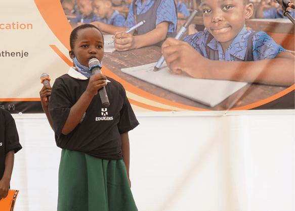 Officiele lancering Teaching with Impact in Malawi